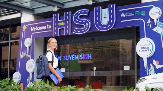 Đại học Hoa Sen tuyển sinh nhiều ngành học mới trong năm 2021 - Ảnh 1.