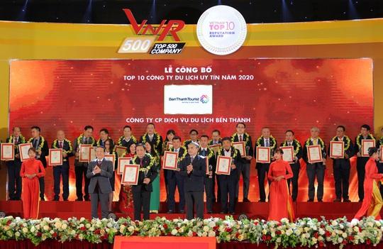 BenThanh Tourist nhận 2 giải thưởng lớn - Ảnh 1.