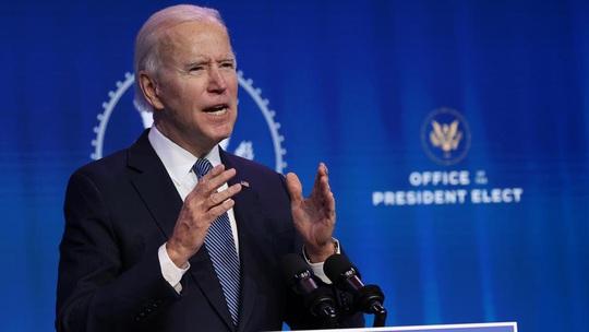 Ông Biden chỉ trích Tổng thống Trump về ngày đen tối nhất trong lịch sử Mỹ - Ảnh 1.