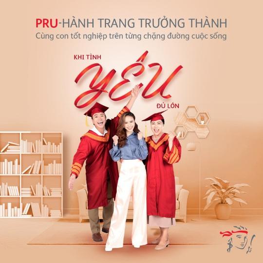 """Prudential ra mắt sản phẩm giáo dục """"PRU-Hành Trang Trưởng Thành"""" - Ảnh 1."""