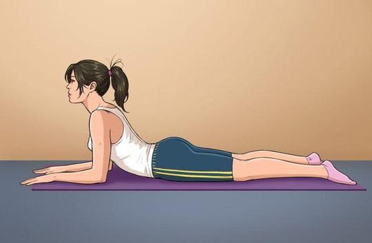 10 tư thế yoga trị đau lưng hiệu quả tại nhà - Ảnh 7.