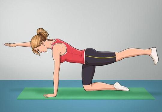 10 tư thế yoga trị đau lưng hiệu quả tại nhà - Ảnh 8.