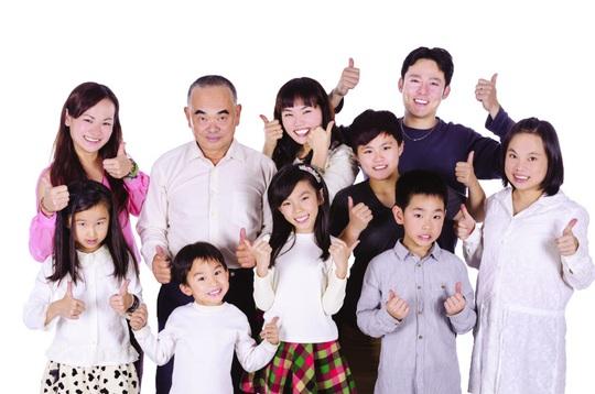 Sống trong gia đình mà như sống trong chung cư - Ảnh 1.