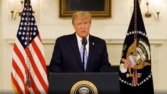 Tổng thống Trump không dự lễ nhậm chức của ông Biden - Ảnh 1.
