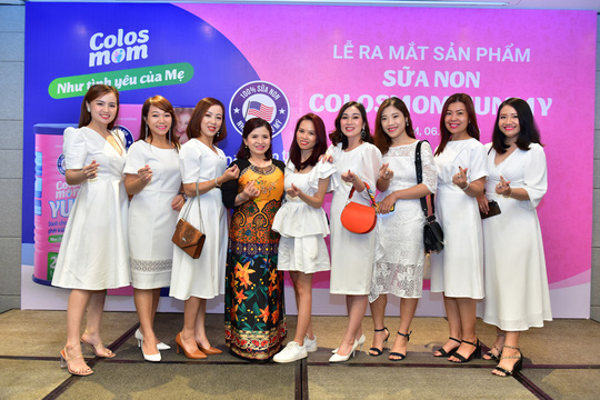 Sữa non Colosmom tài trợ quỹ dinh dưỡng 1 triệu gia đình Việt Nam hạnh phúc - Ảnh 2.