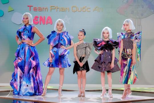 """Sena Minh Anh xuất sắc đoạt giải Quán quân cuộc thi """"Nhà thiết kế tương lai Nhí"""" - Ảnh 6."""