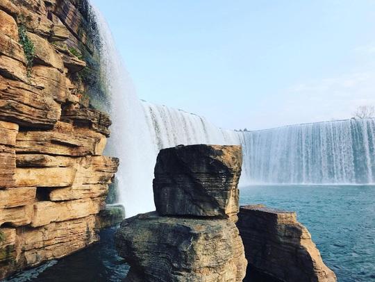 Vẻ đẹp của thác nước nhân tạo lớn nhất châu Á - Ảnh 6.