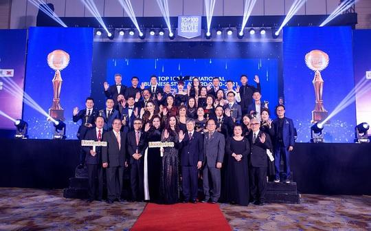 Trao giải thưởng Top 100 phong cách doanh nhân 2020 – 2021 - Ảnh 13.