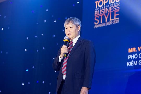Trao giải thưởng Top 100 phong cách doanh nhân 2020 – 2021 - Ảnh 3.