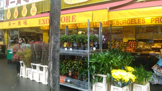 Bài dự thi Làm báo cùng Báo Người Lao Động: Nhớ chợ Tết Việt của người xa xứ ở Paris - Ảnh 2.