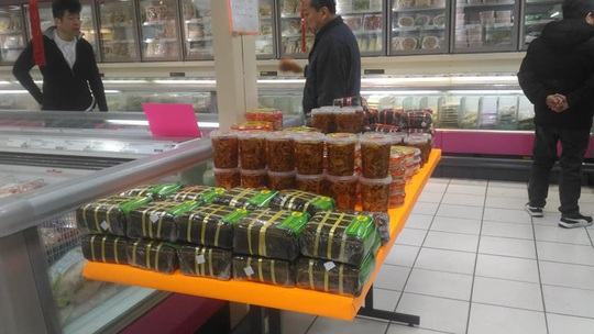 Bài dự thi Làm báo cùng Báo Người Lao Động: Nhớ chợ Tết Việt của người xa xứ ở Paris - Ảnh 5.