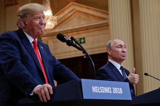 """Tổng thống Biden sẽ """"khui bí mật"""" giữa ông Trump và ông Putin? - Ảnh 1."""