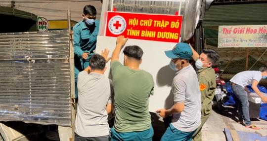 Bình Dương: TP Thủ Dầu Một dỡ bỏ phong tỏa - Ảnh 2.