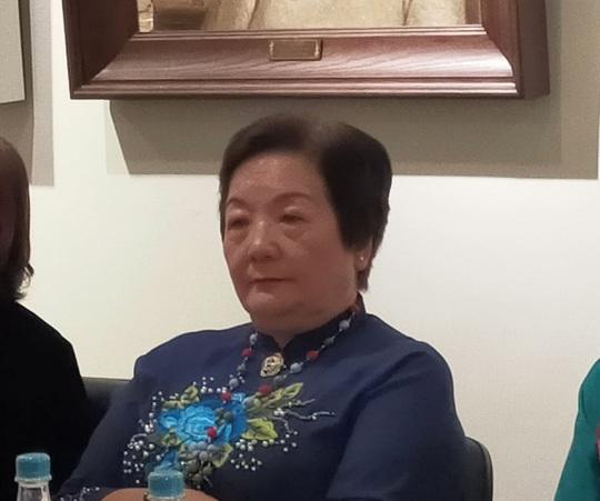 Nữ Đại sứ đập bàn và cuộc đấu tranh ở Liên Hiệp Quốc của Việt Nam - Ảnh 1.