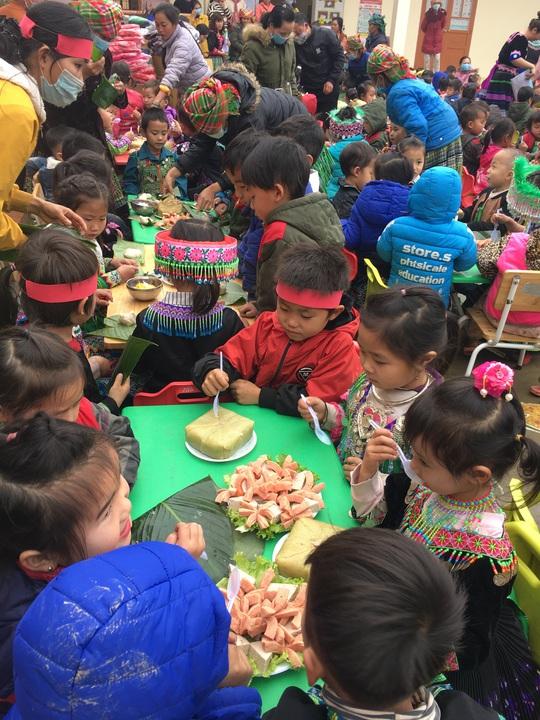 Lớp học STEM của học sinh người Mông - Ảnh 3.