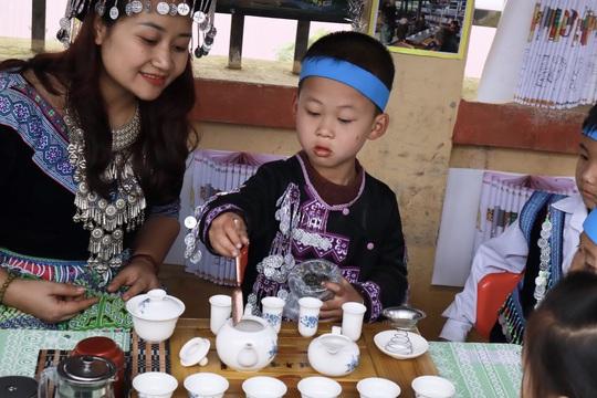 Lớp học STEM của học sinh người Mông - Ảnh 5.