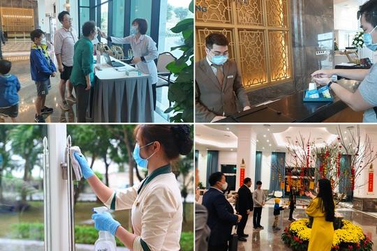 Đón Tết cổ truyền tại khách sạn 5 sao: trải nghiệm đặc biệt thu hút hàng vạn du khách - Ảnh 2.