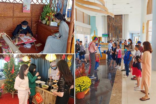 Đón Tết cổ truyền tại khách sạn 5 sao: trải nghiệm đặc biệt thu hút hàng vạn du khách - Ảnh 4.