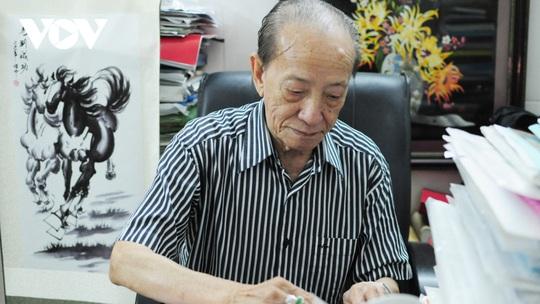 Ông vua châm cứu GS Nguyễn Tài Thu qua đời - Ảnh 1.