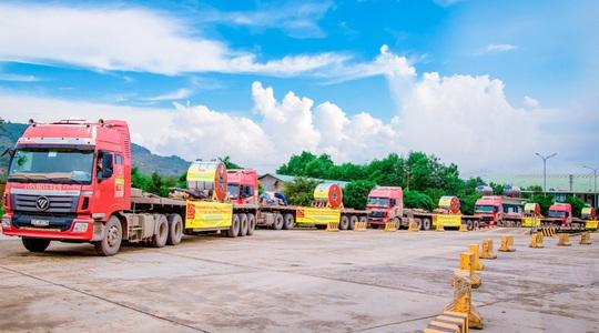 Tập đoàn Hoa Sen nhộn nhịp các hoạt động xuất khẩu xuyên Tết Tân Sửu 2021 - Ảnh 5.