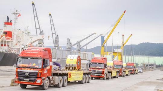 Tập đoàn Hoa Sen nhộn nhịp các hoạt động xuất khẩu xuyên Tết Tân Sửu 2021 - Ảnh 4.