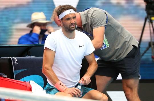 Tay vợt vô danh lập kỷ lục trong lần đầu dự Giải Úc mở rộng - Ảnh 2.