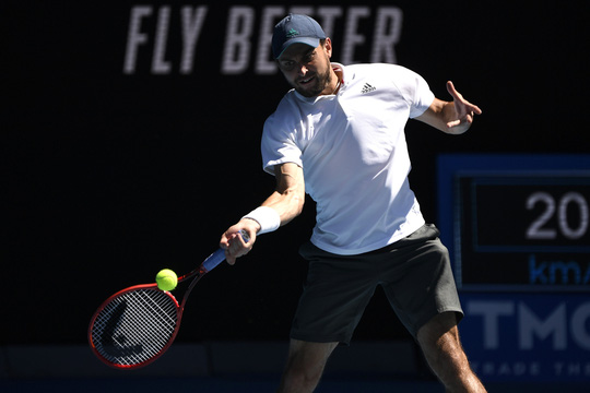 Tay vợt vô danh lập kỷ lục trong lần đầu dự Giải Úc mở rộng - Ảnh 4.
