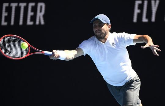 Tay vợt vô danh lập kỷ lục trong lần đầu dự Giải Úc mở rộng - Ảnh 3.