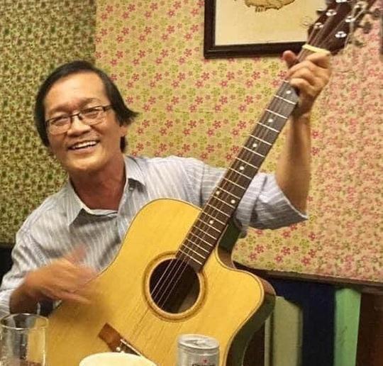 Nhà thơ Đoàn Vị Thượng từ giã cõi đời, thọ 63 tuổi - Ảnh 1.