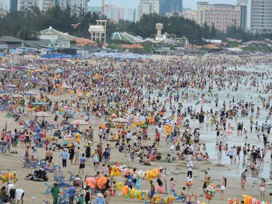 Bà Rịa - Vũng Tàu: Nhà nghỉ, khách sạn nhỏ lẻ khát khách - Ảnh 1.