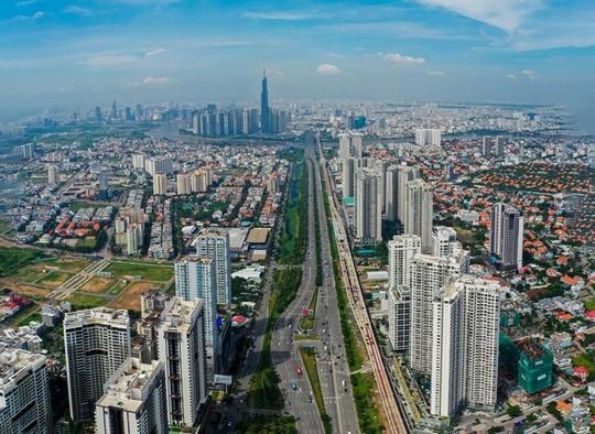 Nhiều dự án bất động sản tăng giá bất thường - Ảnh 1.