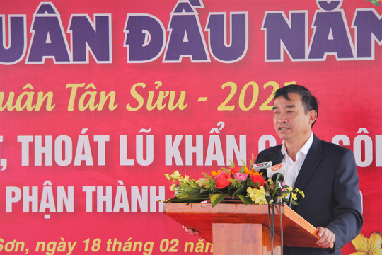 Chủ tịch UBND TP Đà Nẵng thúc tiến độ dự án nạo vét sông Cổ Cò nối Đà Nẵng – Quảng Nam - Ảnh 2.