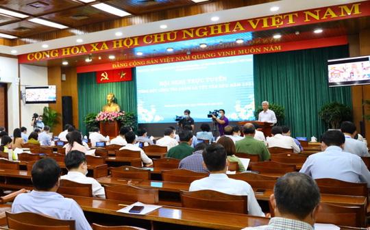 Chủ tịch Nguyễn Thành Phong: Tết năm nay là cái Tết rất đặc biệt - Ảnh 1.