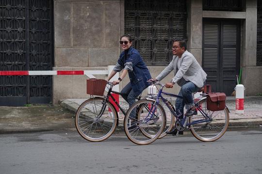 Mốt chơi xe đạp của người trẻ Sài thành - Ảnh 1.