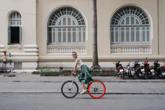 Mốt chơi xe đạp của người trẻ Sài thành - Ảnh 2.