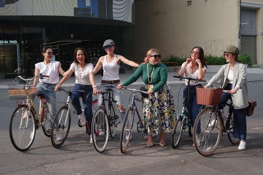 Mốt chơi xe đạp của người trẻ Sài thành - Ảnh 6.
