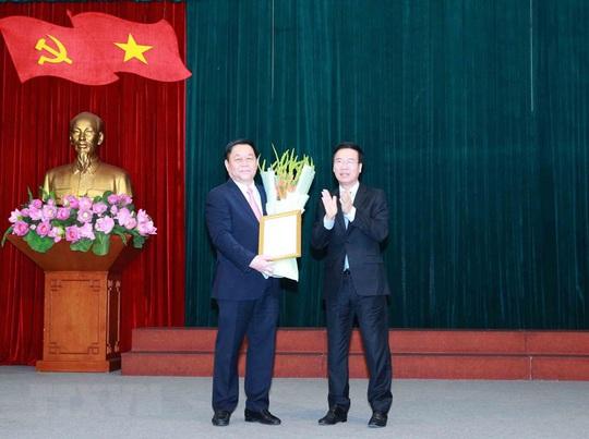 Thượng tướng Nguyễn Trọng Nghĩa làm Trưởng ban Tuyên giáo Trung ương - Ảnh 2.