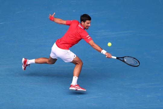 Djokovic thắng trận ra quân ATP Cup 2021 - Ảnh 5.