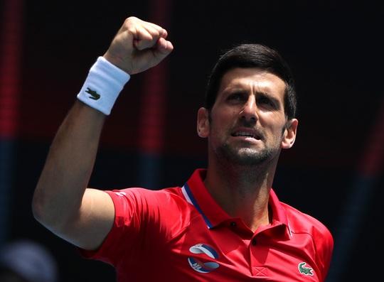 Djokovic thắng trận ra quân ATP Cup 2021 - Ảnh 6.