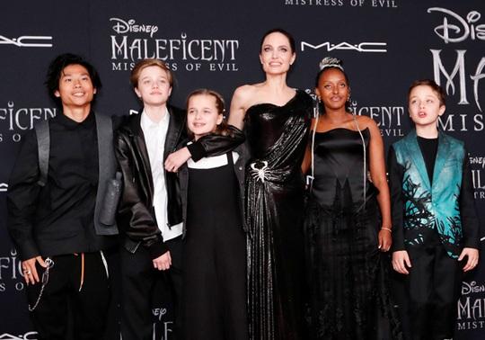 Angelina Jolie nuôi dạy 6 con như thế nào sau ly hôn với Brad Pitt? - Ảnh 4.