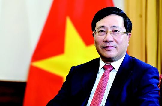 Việt Nam - Chủ tịch ASEAN xuất sắc - Ảnh 1.