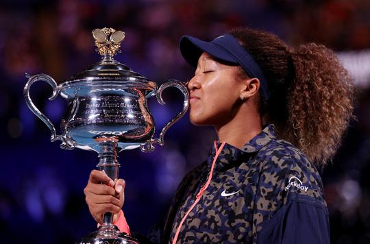 Vô địch Giải Úc mở rộng 2021, Naomi Osaka có 4 danh hiệu Grand Slam - Ảnh 5.
