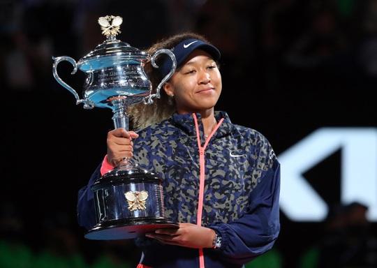 Vô địch Giải Úc mở rộng 2021, Naomi Osaka có 4 danh hiệu Grand Slam - Ảnh 3.