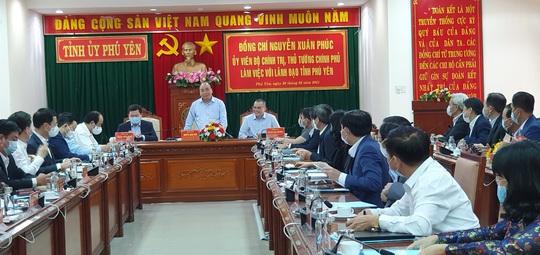 Thủ tướng Nguyễn Xuân Phúc phát động Tết trồng cây tại Phú Yên - Ảnh 9.