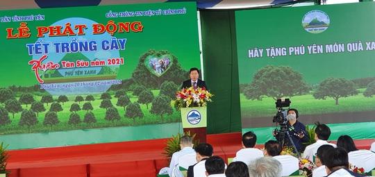 Thủ tướng Nguyễn Xuân Phúc phát động Tết trồng cây tại Phú Yên - Ảnh 2.