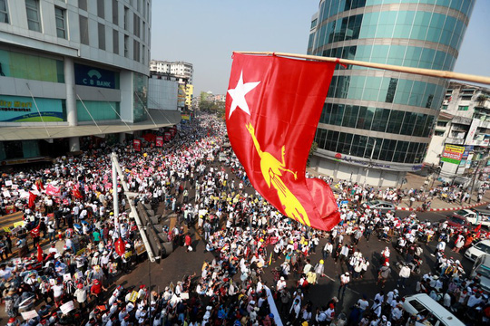 Cảnh báo chết chóc của quân đội Myanmar - Ảnh 3.