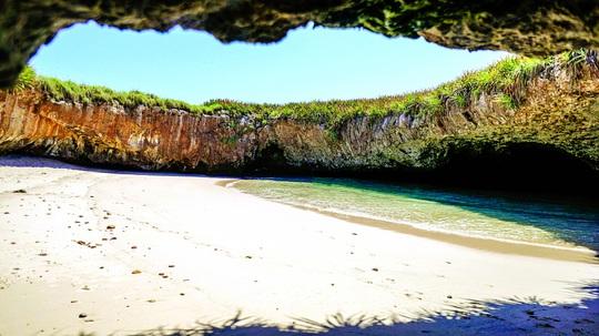 Thiên đường bí mật ở Mexico - Ảnh 2.