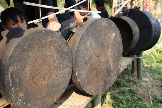 Làm báo cùng Báo Người Lao Động: Độc đáo lễ Ma Tươi của người Lô Lô Đen - Ảnh 2.