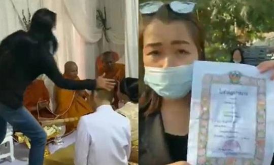 Mẹ chồng bênh con dâu, phá tan đám cưới con trai với trà xanh - Ảnh 2.
