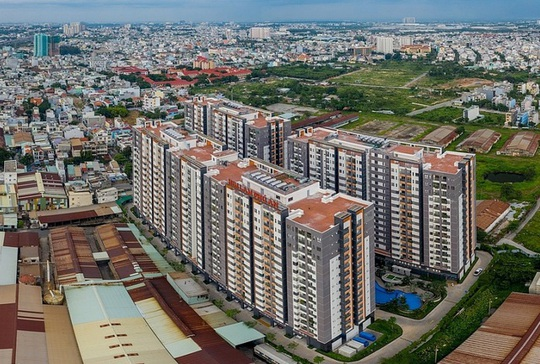 HoREA tiếp tục đòi sổ hồng cho hơn 30.000 căn nhà tại TP HCM - Ảnh 2.